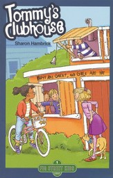 Fig Street Kids Series #1: Tommy's Clubhouse