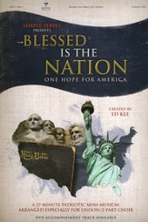 Blessed Is the Nation: One Hope for America