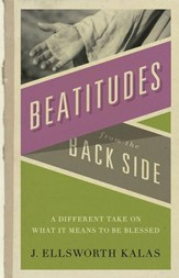 The Beatitudes from the Back Side - eBook
