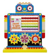 Count n Spin Abacus Robot