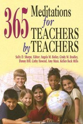 365 Meditations for Teachers by Teachers - eBook