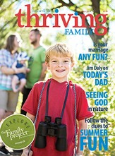Thriving Family® Magazine