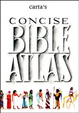 Carta's Concise Bible Atlas