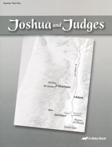 Joshua and Judges Tests Key