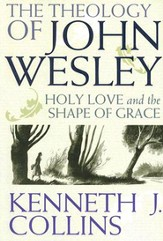 The Theology of John Wesley: Holy Love and the Shape of Grace - eBook