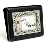 Faith, Family Friends, Photo Frame Album