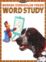 Plaid Phonics Word Study D (1998 Edition)