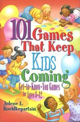 101 Games that Keep Kids Coming - eBook