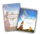 Captivating softcover/Guided Journal, 2 Volumes