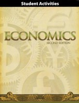 BJU Heritage Studies Economics Student Activity Manual Grade 12, 2nd Ed.