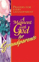 A Moment with God for Grandparents - eBook
