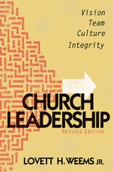 Church Leadership, Revised Ed - eBook