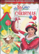 Miss PattyCake: Christmas, DVD