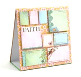 Flights of Faith Sticky Note Easel
