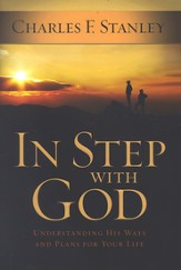 In Step with God: Understanding His Ways and Plans for Your Life (slightly imperfect)