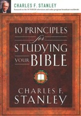 10 Principles for Studying Your Bible - Slightly Imperfect