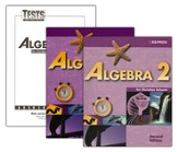 BJU Math 11: Algebra 2, Homeschool Kit