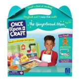 The Gingerbread Man Book and Craft Set