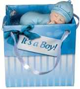 Precious Blessing Newborn Baby Gift To Go, Boy, Blue