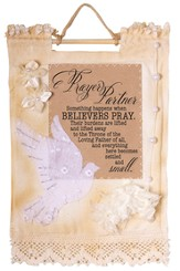 Prayer Partner Wallhanging