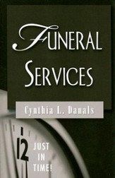 Just in Time Series - Funeral Services - eBook