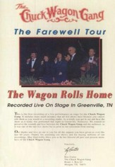 The Wagon Rolls Home: The Farewell Tour, DVD