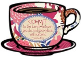 Commit To the Lord Plaque