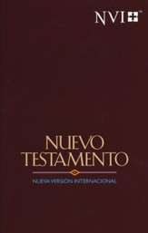NVI, New Testament, Maroon Jewel