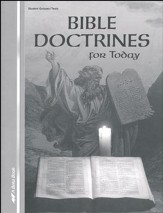 Bible Doctrines for Today Quizzes & Tests