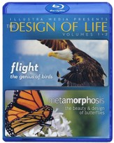 The Design of Life 2 Bluray Set: Flight & Metamorphosis