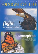 The Design of Life 2 DVD Set: Flight & Metamorphosis
