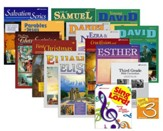 Bible Curriculum Materials Grade 3 Kit