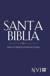 NVI Outreach Bible, Blue Jewel