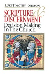 Scripture & Discernment: Decision Making in the Church - eBook