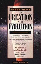 Three Views on Creation and Evolution  - Slightly Imperfect
