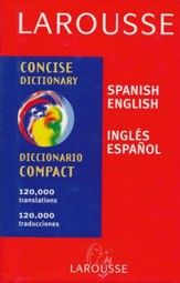 Larousse Concise Spanish/English--English/Spanish Dictionary