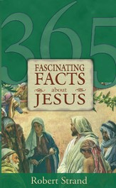 365 Fascinating Facts about Jesus - eBook