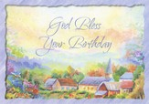 Love and Prayers Birthday Cards, Box of 12
