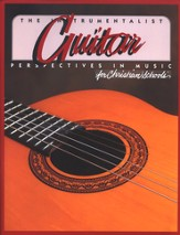 BJU The Instrumentalist: Guitar Student Text with Audio CD