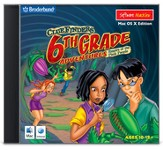 ClueFinders 6th Grade Adventures on CD-Rom (for Windows & Macintosh)