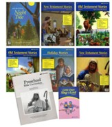 Homeschool Preschool Bible Kit (Two- and Three-Year-Old Kit)