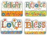 Delight In Life Birthday Cards, Lori Seibert, Box of 12