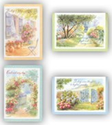 In Thought & Prayer, Thinking of You Cards, Box of 12