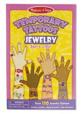 Jewelry Temporary Tattoos