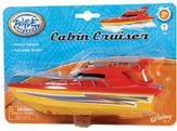 Wave Breakers Cabin Cruiser, Red