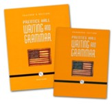 Prentice Hall: Writing and Grammar 11th Grade Homeschool Bundle