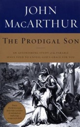 The Prodigal Son: An Astonishing Study of the Parable Jesus Told to Unveil God's Grace for You - Slightly Imperfect
