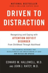 Driven to Distraction (Revised): Recognizing and Coping with Attention Deficit Disorder - eBook
