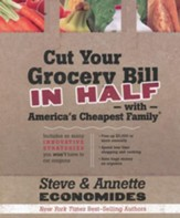 Cut Your Grocery Bill in Half with America's Cheapest Family - Slightly Imperfect