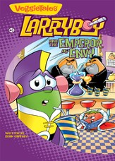 LarryBoy and the Emperor of Envy - eBook